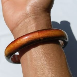 Huppke & Rice Cypress Bangle Bracelet